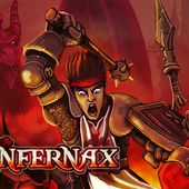 Infernax - an 8bit flavored horror ARPG