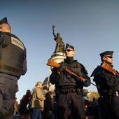 Insurrection policière : Démocratie en danger