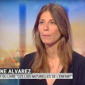 Celine Alvarez, son livre « Les lois naturelles de l'enfant » démonte le système éducatif actuel