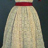 Le costume féminin de 1830 à 1845