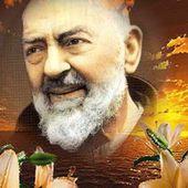 Padre Pio, le cahier de l'Amour