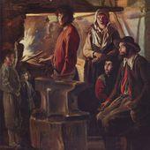 La peinture des frères Le Nain - 2de partie : vers le typique