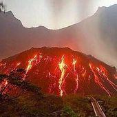 Indonésie: évacuation de 200 000 personnes aprés l'éruption du Kelud