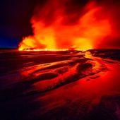 ISLANDE : Bardarbunga = La caldeira s'est effondrée de 23 mètres - MOINS de BIENS PLUS de LIENS