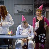 """"""" la Cuisine d'Elvis """", de Lee Hall, Théâtre des Déchargeurs à Paris"""