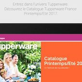 Catalogue Tupperware - Android Apps on Google Play