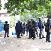RDC : 15 morts dans les violences à Kinshasa et au Kongo central (Police)