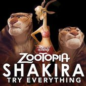 "Shakira: Try Everything (From ""Zootopia"") - Music on Google Play"
