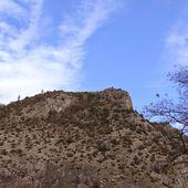 Dynamitage falaise de la Lare