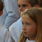1ère Communion 2017 à Contes