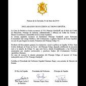 """El líder sectario """"Príncipe Gurdjieff"""" afirma ser el sucesor al trono de España"""