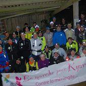 Noz Trail BLAT - La Forest Landerneau - 21/01/17