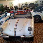 MUSEE AUTOMOBILE TALMONT ST HILAIRE