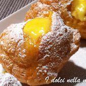 I dolci nella mente: Bignè di San Giuseppe...una tradizione romana e di famiglia
