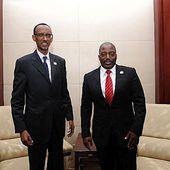 Joseph Kabila rencontre Paul Kagamé à Gisenyi