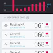 Runtastic Heart Rate - Applications Android sur Google Play
