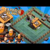 BH3 Base Builder Hall 3 Layout Clash Of Clans CoC Best BH3 Base New Upadate
