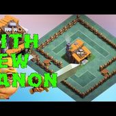 BH3 Builder Hall 3 Base Anti 1 Star With 3rd Canon + Replay Best BH3 Base Layout