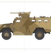 62 blindés de type Bastion commandés par Mack pour cinq pays d'Afrique