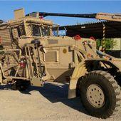 L'Irak achète 25 Husky 2G pour l'ouverture d'itinéraires minés