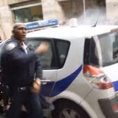 Voiture de police incendiée : le bluff de Cazeneuve ? - Cette opération de communication vise évidemment à recouvrir le fiasco des interdictions de manifester...