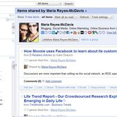 Use Google Reader's Shared Items for post ideas | MackCollier.com - Social Media Training and Consulting