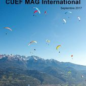 CUEF MAG International - 9 - Magazine créé avec Madmagz