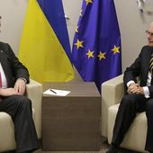 L'Ukraine et l'UE signent leur accord d'association