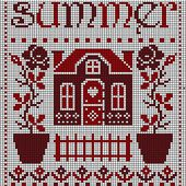 Cross Stitch - Ria Lanser