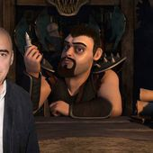 Alfred Molina On Dragons: Race to the Edge, Spider-Man 2, And If He'd Be Up For More Doc Ock