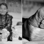 Unbound: China's last 'lotus feet' - in pictures