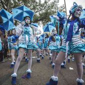 The 'Baby Dolls' Of Mardi Gras: A Fun Tradition With A Serious Side