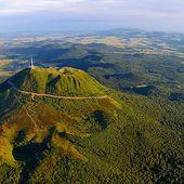 Auvergne : Guide de voyage Auvergne