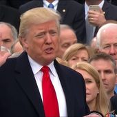 Watch Donald Trump Take Oath of Office for President