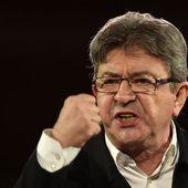 """Mélenchon prévient : en cas d'élection de Macron, Fillon ou Le Pen, """"vous allez cracher du sang"""""""