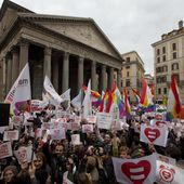 Italy Braces for 'Family Day' Protest Against Gay Unions