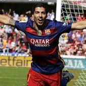 FC Barcelone : Luis Suarez élu joueur du mois de mai de Liga
