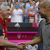 """Franck Ribéry : """"Depuis qu'Ancelotti est arrivé au Bayern, je me sens plus en confiance"""""""