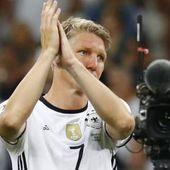 Allemagne : la lettre ouverte de Bastian Schweinsteiger après l'élimination