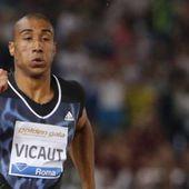 Record de France du 100m pour Jimmy Vicaut, en 9