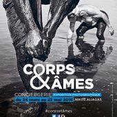 Corps et Âmes : exposition de photographies de Nikos Aliagas