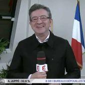 VIDEO : Mélenchon propose un débat à Fillon
