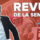 MÉLENCHON - Revue de la semaine #7 - Pauvreté, iTélé, médias, privatisation des barrages