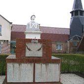 Monument aux morts de Maisnil-les-Ruitz