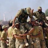 Syrie : Amnesty dénonce des crimes de guerre commis par des rebelles soutenus par les Etats-Unis