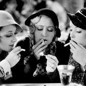 THREE ON A MATCH - Mervyn LeRoy (1932)
