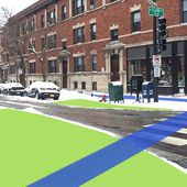 Slim Streets with Sneckdowns: We Could Reduce Road Infrastructure Wherever the Snow Sticks | Moss Architecture