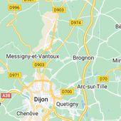 Balade des Moutardos du 4 août 2013 - Google Maps