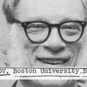 The FBI's Last Question: Isaac Asimov's science fiction prompted look into whether he was communist informant | Muckrock