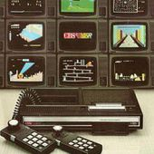 Colecovision - Coleco, Flashback, Games